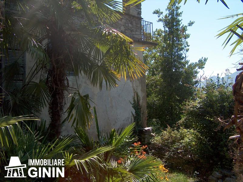 Landhaus, Rustico, Cannero-Riviera-Blick auf den See, Maggiore See
