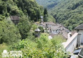 Landhaus, Rustico, Cannobina Tal, Maggiore See