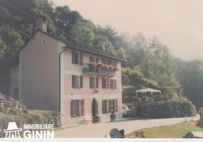 landhaus, Orasso, Cannobina Tal, Grundstück