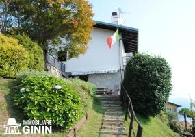 Villa, Vista Lago, Lakeview, Blick auf den See, Oggebbio, Lago Maggiore, Maggiore See, Lake Maggiore