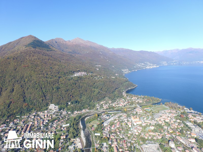 Terreno edificabile, Baugrundstück, Plot of land, Vista lago, lakeview, Blick auf den See, Cannobio, Lake Maggiore, Maggiore See, Lago Maggiore