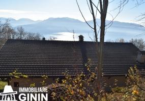 Villa, vista lago, piscina, zona assolata, zona tranquilla